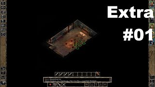 Let's Play BG2 EE Extra #01: The Spoils of our Shopping