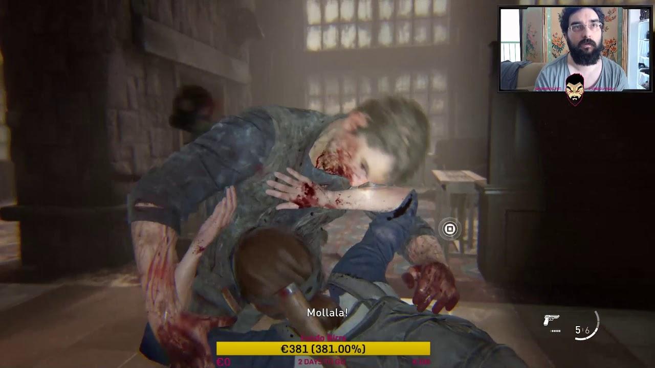 Barbastream - The Last of Us: part 2, episodio 6