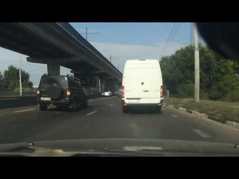 Воронеж, Артамонова — Кропоткина, 22 минуты