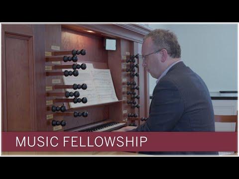 FSU music professor earns prestigious research fellowship