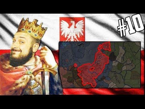 ŚMIERĆ MARLOWE, ROZPAD PAŃSTWA?- CRUSADER KINGS II #10