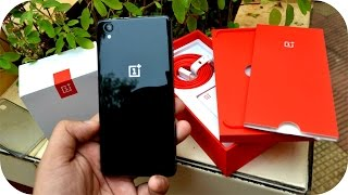 onePlus X Unboxing & Hands-on Review