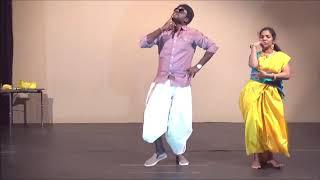 Chinna Machan Enna Pula | Charlie Chaplin 2 | Dance Performance