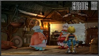 final fantasy ix dagger s trap the quen of qu s marsh episode 19