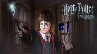 Harry Potter and the Prisoner of Azkaban - Walkthrough - Part 1 (PC) [HD]