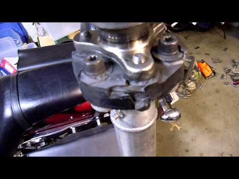 C5 Corvette Manual 6 Speed Torque Tube Failure And Issues Part 2 Of 2