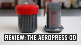 Review: The Aeropress Go