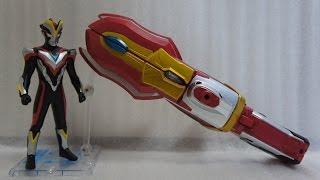 ウルトラマンギンガSより、SPARK DOLLS ウルトラヒーロー500 ウルトラマ...