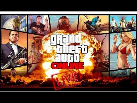 GTA 5 | LIVE #1 De volta em Los Santos