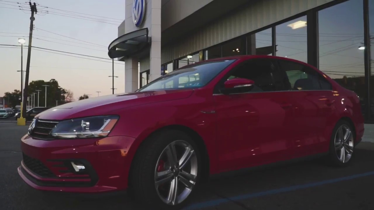 Car Dealership Joe Holland Has Your Future Volkswagen Jetta Gli
