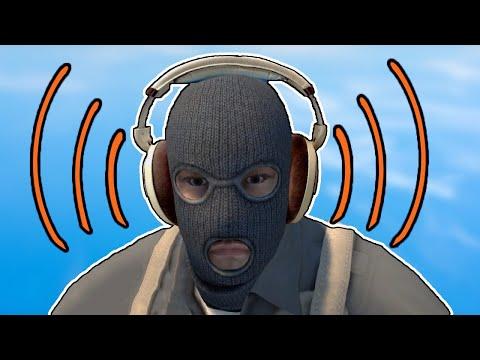 ❓ Как слышать Всё в CS:GO — Легальные Читы!