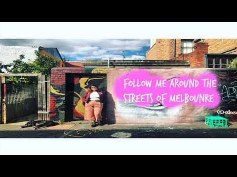 Follow me around Melbourne