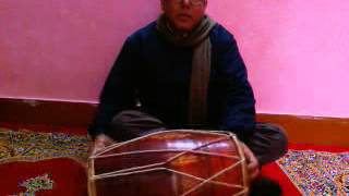 How to play Dholak, lesson 2 Kaharwa