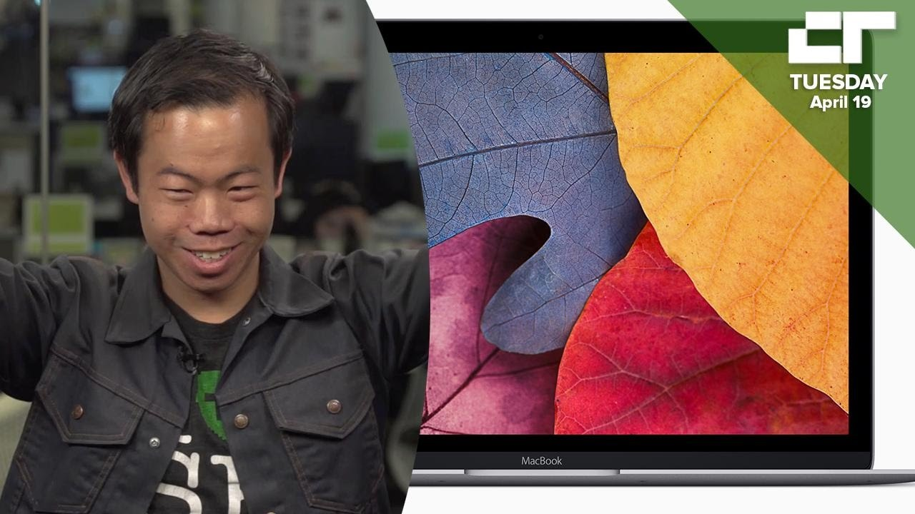 Daily Crunch: Meet Apple's new MacBook Pro