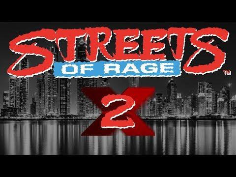 streets of rage z2 openbor