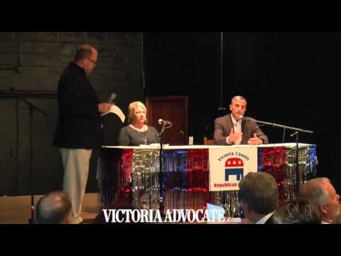 Full Video of the Victoria County GOP Women's Club Forum