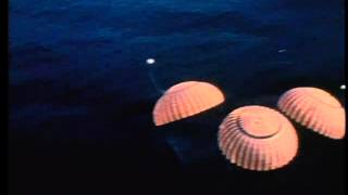 Apollo 17 Splashdown