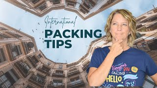 Travel to Europe (What NOT to Forget to Pack)