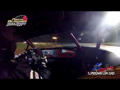 #14 Blake Hamby - Mini Stock - 7-14-18 North Alabama Speedway - In Car Camera