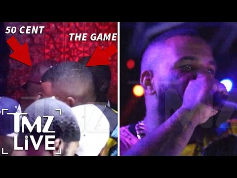 50 Cent & Game: The Feud Is Over | TMZ Live