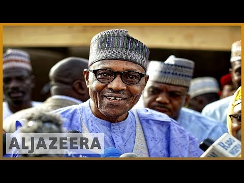 Nigeria's president Muhammadu Buhari begins second term