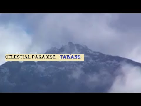 Landscapes in Tawang, Arunachal Pradesh