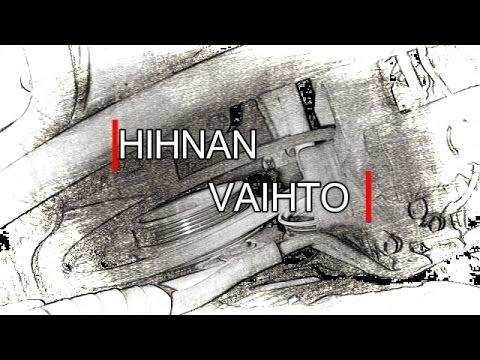 Hihnan Vaihto