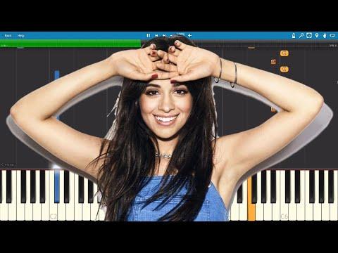 Camila Cabello - Something's Gotta Give - Piano Tutorial
