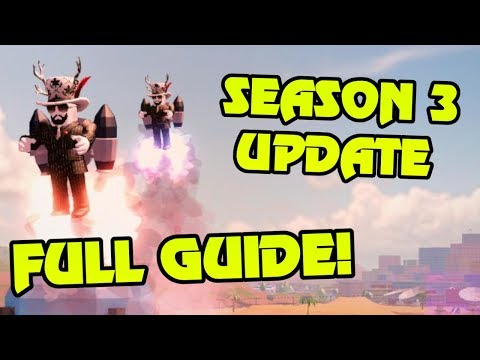 Jailbreak Season 3 Full Guide New Jetpacks Vehicles Rims - roblox get your friend request spammers under control