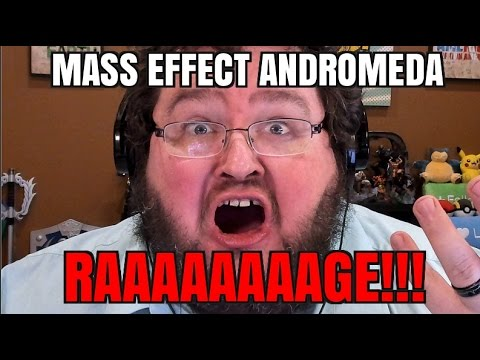FRANCIS HATES MASS EFFECT ANDROMEDA'S ANIMATIONS