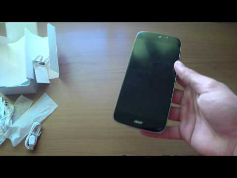 [Unboxing/First Touch] Acer Liquid Jade S