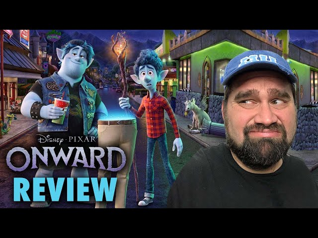 Pixar's Onward Review - Why Didn't I Cry?!