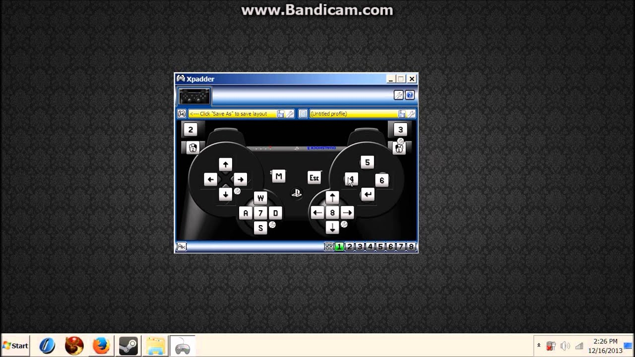 Xpadder Controller Setup for Call of Duty Games on PC ...