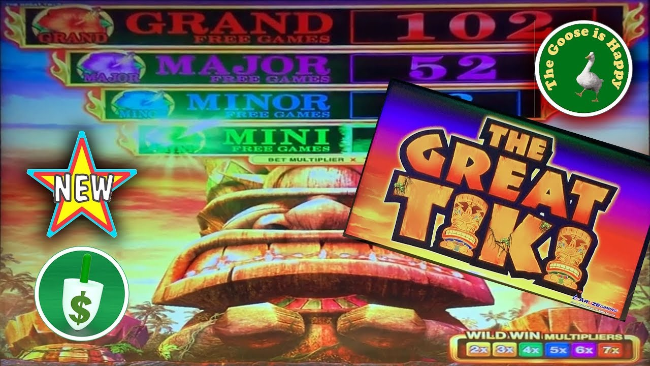 Freaki tiki slots download