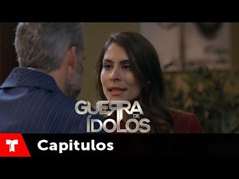 Guerra de Ídolos | Capítulo 07 | Telemundo Novelas