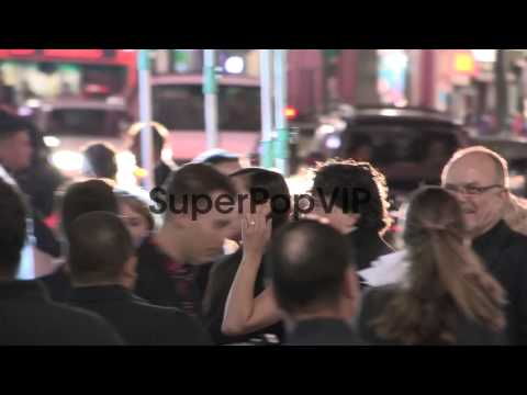Sacha Gervasi arrives at Hitchcock Premiere in Hollywood ...