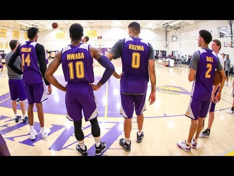10 things learned from lakers summer league 2017