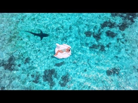 Drone Around The World | Chris Rogers Drone Showreel 4k
