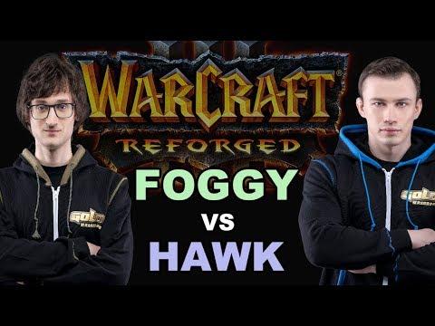 Reforged - RM Open Cup #1 - SF: [NE] Foggy vs. HawK [HU]