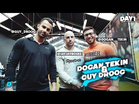 250KG DEADLIFT RECORD!!! met Dogan Tekin & Guy Droog    #DAY1 Afl. #37