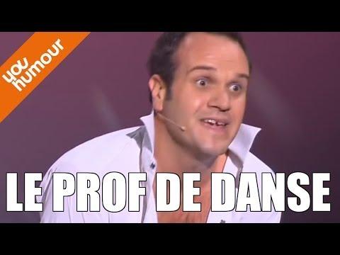 Vincent PIGUET, Le prof de danse