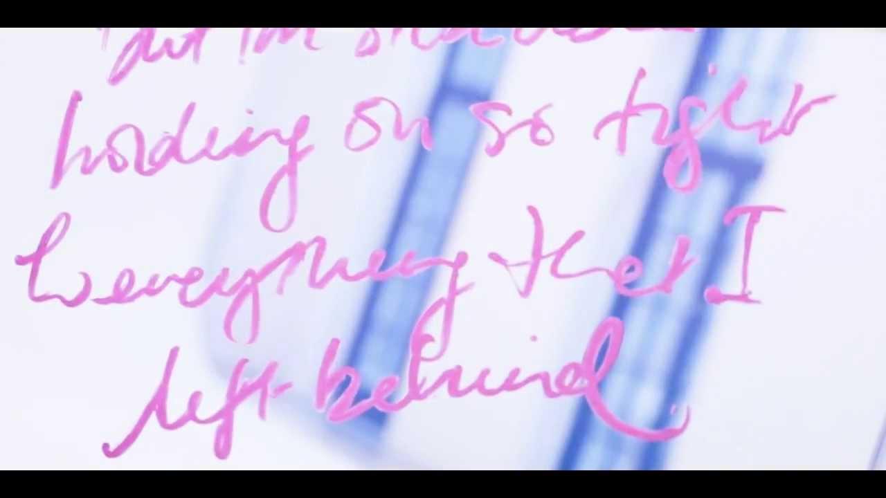 kylie-minogue-into-the-blue-official-lyrics-video-kylieminogue