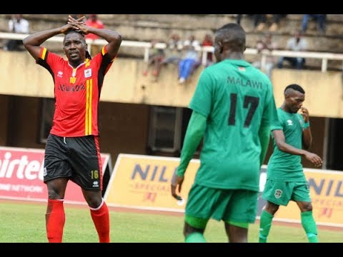 UGANDA VS MALAWI 27TH MARCH 2018 (POST MATCH PRESS CONFERENCE MALAWI COACH SPEAKS TO THE PRESS)