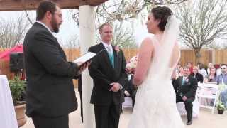 Emily and Tallen's Wedding Video Thumbnail