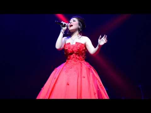 Tina Toon LIVE Performance - Ming Yue Ji Shi You 明月幾時有 (Teresa Teng) Mandarin Song 2017 (PART 2)