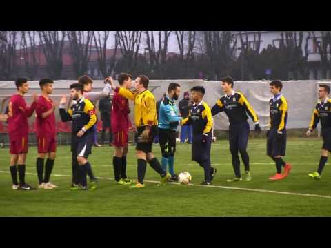 Juniores: Varedo Fbc-Pro Victoria 3-1 (I Gol del 11-02-2017)