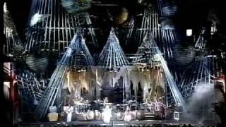 三味線Rock 93年の上々颱風祭り@ウッディランド(江東区潮見)での演奏...
