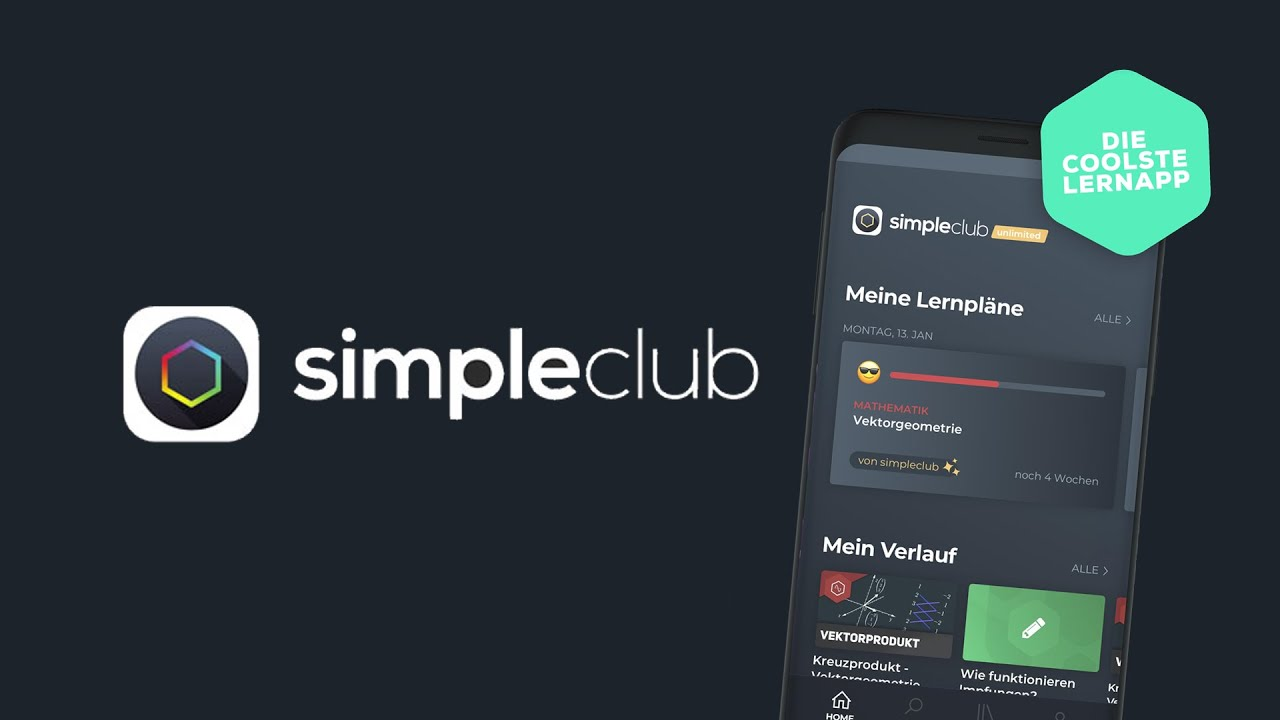 SimpleClub (Das Große Tutorial) Alles was du darüber wissen musst