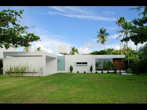 Natural Home Design Ideas : Beautiful White House by Bento e Azevedo Arquitetos Associados