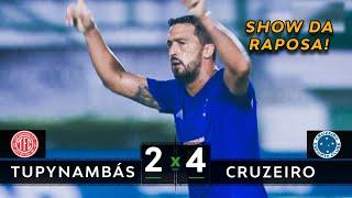 Virada IncrÍvel | Tupynambás 2 X 4 Cruzeiro - Melhores Momentos  Hd  - Mineiro 2020